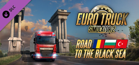 Euro Truck Simulator 2 Road to the Black Sea DLC - Ocean of